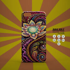 nice flower phone case for iPhone 4, 4s, 5, 5s, 5c, 6, 6plus