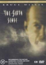 THE SIXTH SENSE: SPECIAL EDITION – 2 DVD SET, BRUCE WILLIS, M NIGHT SHYAMALAN