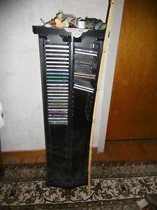 CD-Ständer Turm Schrank