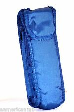 Horizon Blue Nylon Flashlight Torch Radio Tool Carrying Case Belt Holster Holder
