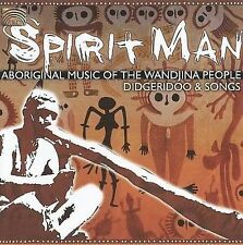 Spirit Man: Aboriginal Music of the Wandjina People, New Music