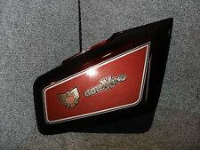 HONDA 1984 GL 1200 GL1200 GOLD WING ASPENCADE RIGHT SIDE BODY COVER PLASTIC WINE