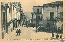 CARTOLINA d'Epoca: PIANA dei GRECI - PALERMO