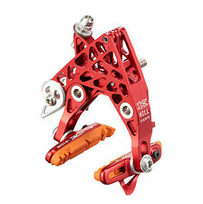 KCNC CB4 Hill Road Bike Bicycle Cycling C-Brake Calipers Front & Rear Set - Red