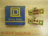 Square D B6.25 Overload Relay Heater Element B625 (Pack of 2)