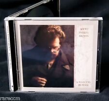 SCOTT WESLEY BROWN Somebody's Brother 1985 CD RARE