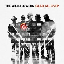 WALLFLOWERS - GLAD ALL OVER -   CD NUOVO