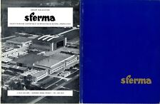 SFERMA - GRUPE SUD AVIATION - CATALOGO AÑOS 60