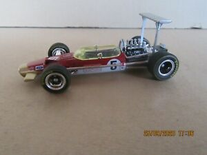 960N RBA Collectibles Lotus Type 49B #5 1968 F1 Hill 1:43