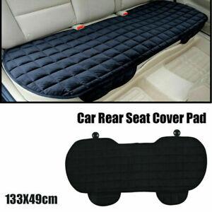 Universal Car Rear Back Row Car Seat Cover Protector Mat Auto Chair Cushion Pad