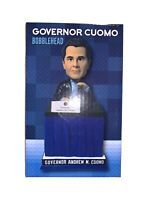 Andrew Cuomo NY Gov Pandemic Press Conference L.E. Bobblehead 917/2020 IN HAND!