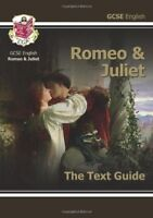 GCSE English Shakespeare Text Guide - Romeo and Juliet,CGP Books