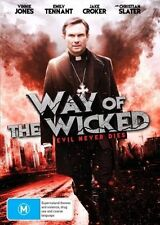 Way Of The Wicked (Brand New Region 4 DVD, 2014) Christian Slater