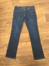 Banana Republic Womens Jeans Classic Skinny Size 10 Dark Wash