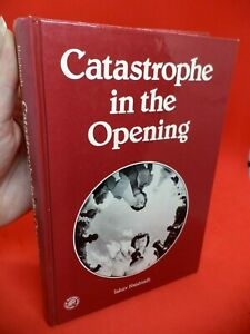 CATASTROPHE IN THE OPENING old vintage CHESS game book tutorial IAKOV NEISHTADT