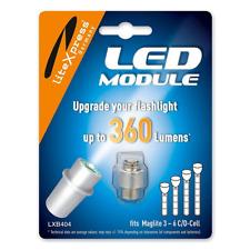 Litexpress LXB404 Led Upgrade Modul 360 Lumen Maglite Taschenlampe (Geeignet für