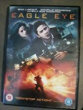 Eagle Eye  (2009) Billy Bob Thornton DVD