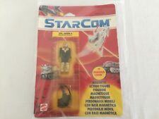 STARCOM CPL. AGON-6 figure on card MOSC Mattel version EUROPEAN