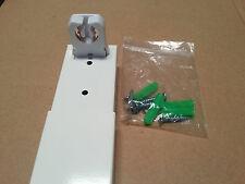Single LED Light T8 Adjustable Strip Lighting Fixture, 3-4-5 Foot. New