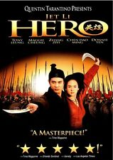HERO (DVD, WS) Jet Li - Quentin Tarantino, Action Martial Arts Warriors Revenge