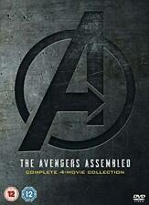 Avengers: 4-movie Collection - Joss Whedon [DVD]