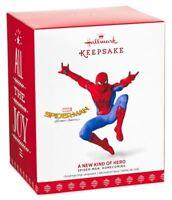 Hallmark: A New Kind Of Hero - Spiderman Homecoming - 2017 Keepsake Ornament
