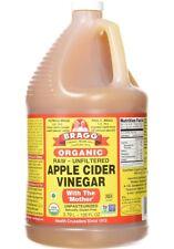 Bragg Organic Raw Apple Cider Vinegar 128 Ounce 1 Gallon