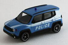 JEEP RENEGADE POLICE - 1/43ème - Mondo Motors