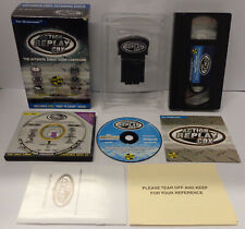 Console Game Gioco Region Free Play SEGA Dreamcast Datel Action Replay CDX + VHS