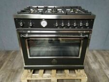 New ListingBertazzoni Heritage Series Hert366Gasnet 36 Inch Gas Range with Made in Italy