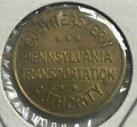 Philadelphia Pennsylvania PA SEPTA Transportation Token