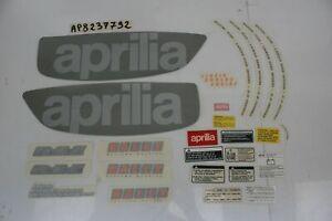 Serie adesivi Graphic Decal Sticker set Aprilia Rally H2O 50 96 99