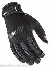 Joe Rocket Velocity 2.0 Motorcycle Gloves Black Womens S SM Small