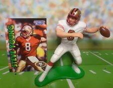1999 Steve Young - Starting Lineup - Slu - Loose Figure & Card - S.F. 49ers