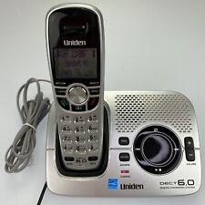 Working Uniden Cordless Digital Answering System Phone Dect 6.0 with One Handset