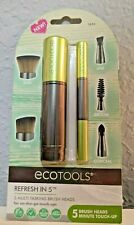 EcoTools Refresh In 5 Multi-tasking Brush Heads for on-the-go Touch Ups 1634