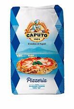 Farina Caputo blu Pizzeria sacco 5kg tipo 00 per Pizza pizzaioli pane dolci