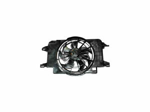 For 1994-2002 Saturn SC1 Radiator Fan Assembly TYC 12213ZP 2001 1996 1999 1995