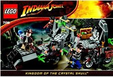 LEGO INDIANA JONES CHAUCHILLA CEMETERY BATTLE SET 7196 100% COMPLETE GUARANTEE