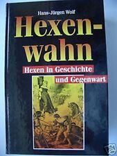 Hexenwahn 1989 Hexen Geschichte Gegenwart