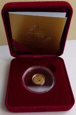 Lithuania Litauen 10 Litas 2014 Baltic Studies Lithuanian Science Gold PP