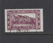 FRENCH MOROCCO - 204, 206-212, 215-217, 219 - USED - 1945-47-SCENES OF MOROCCO -