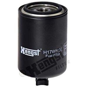 Hengst Kraftstofffilter H17WK06 für Bobcat, Hitachi, Komatsu, Volvo, WK9165x