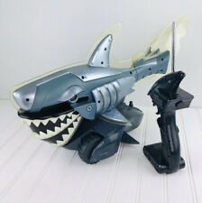 Illumivor Mecha Shark Radio Controlled Shark Vehicle LightUp & Animated Movement