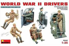 Miniart 35042 1/35 World War II Drivers