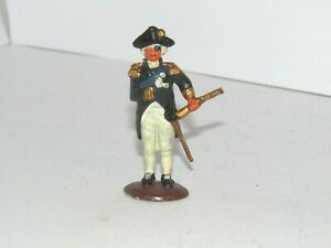 60mm HORATIO NELSON PAINTED 1/30 SCALE NAPOLEONIC PERIOD