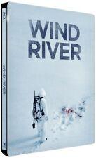 Wind River (Blu-ray Steelbook) BRAND NEW