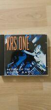 CD Album KRS-One - Return of the boom bap Hip Hop Rap