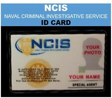 """""""NCIS"""" NAVAL CRIMINAL INVESTIGATIVE SERVICE  movie IDs YOUR CHOICE OF..."""