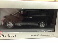 NISSAN NEW ENGLAND Elgrand 20101:43 J COLLECTION VOITURE-DIECAST-JCL208